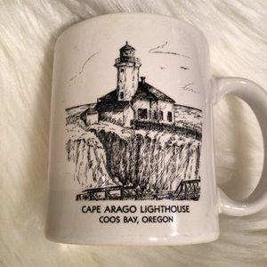 Cape Arago Lighthouse Mug | Coos Bay, Oregon